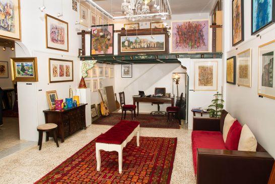 El Yasmine galerie d'art