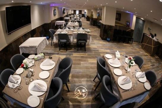 HÔTEL MESSAOUDI cosy restaurant