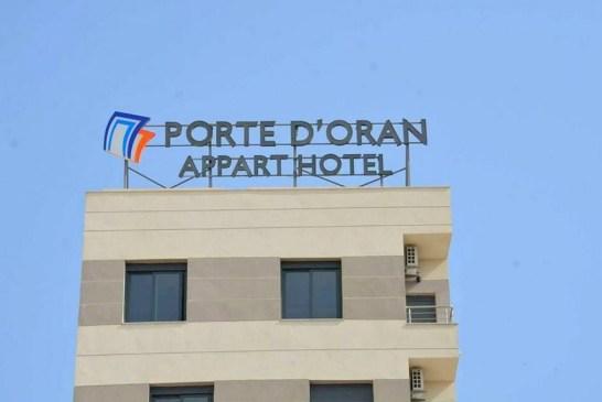 Porte D'Oran Apparthotel