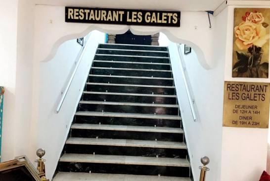 Restaurant les Galets