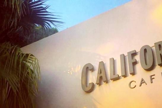 California Café 1