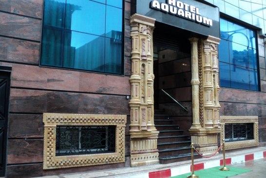 HOTEL L'Aquarium 1