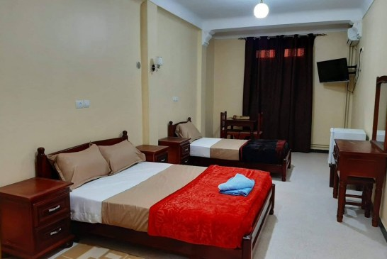 Hôtel Ajiad 1