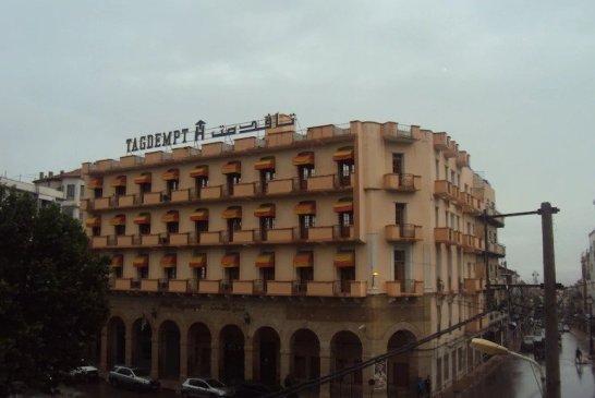 hotel tagdempt