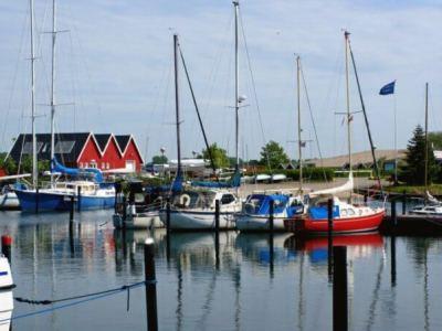 Brøndby Havn view - Harba