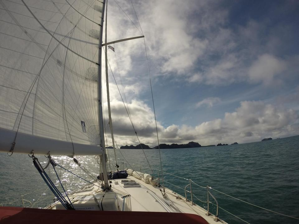 Approach-Vestmannaeyjar-Islands
