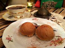 Galata'da Un Helvası Nerede Yenir? Velvet Cafe