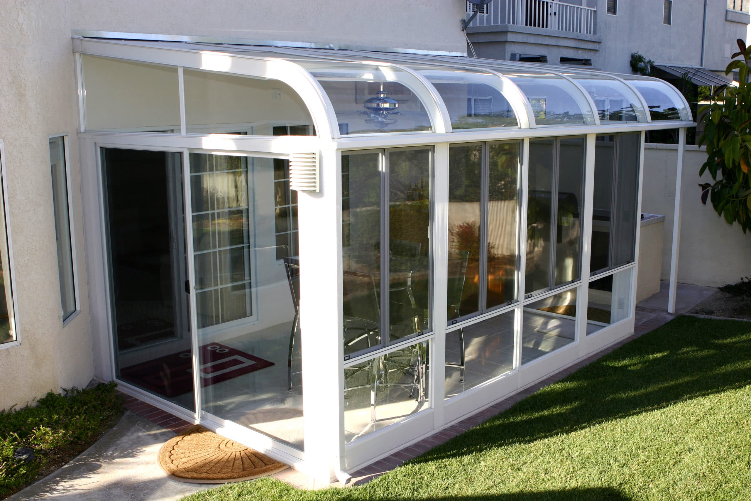 Enclosed Deck Designs