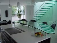 Counter Glass - Harbor All Glass & Mirror, Inc.