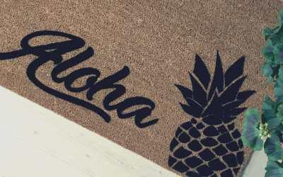 Spreading Sunday Aloha