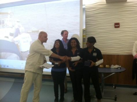 Our 12th grade Syposium winners