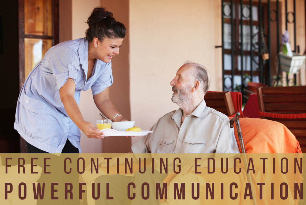 Senior Care Education
