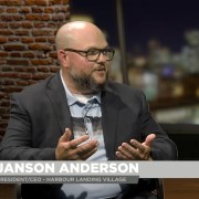 Janson on In Real Time with Costa Maragos