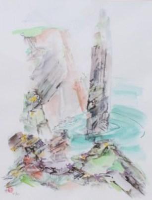 Stack rocks 2 - Wendy Yeo