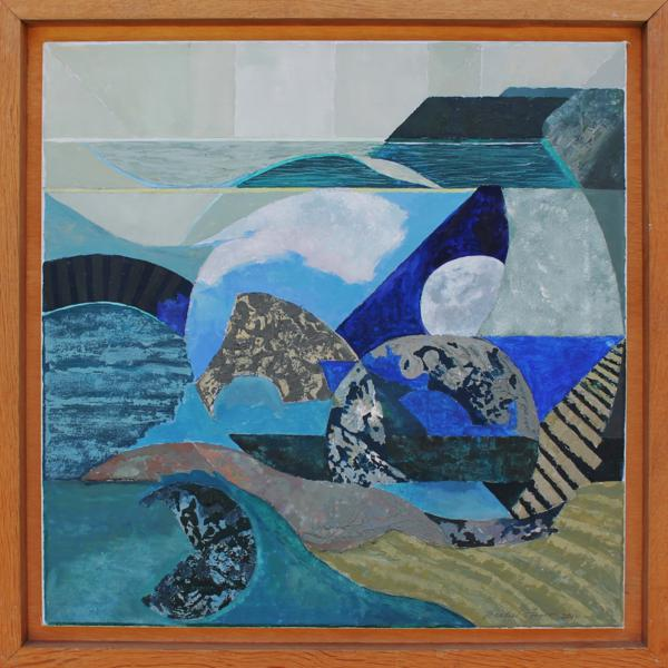 Rachel Fenner 'Day and Night Fragments' frame