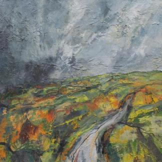 Nicholas Ward - Old Road, Brecon