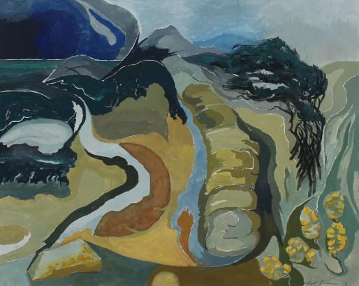 Rachel Fenner - Windy Landscape (2)