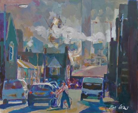 Bert Evans - Dyffryn, Taibach