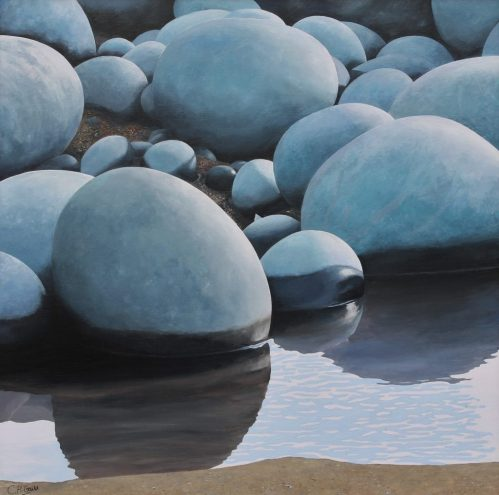Clive Gould - Rockpool Reflections