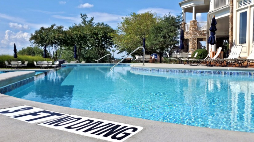 Harbour Point Clubhouse Pool