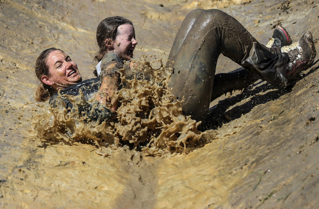 Mud Rush Slide