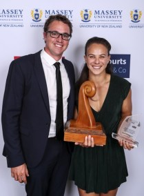 Massey University Harbour Sport Excellence Awards, 25 November 2016