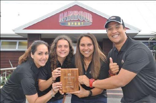 SportSPasifik Project NZRA 2016 Outstanding Recreation Programme Award Winner