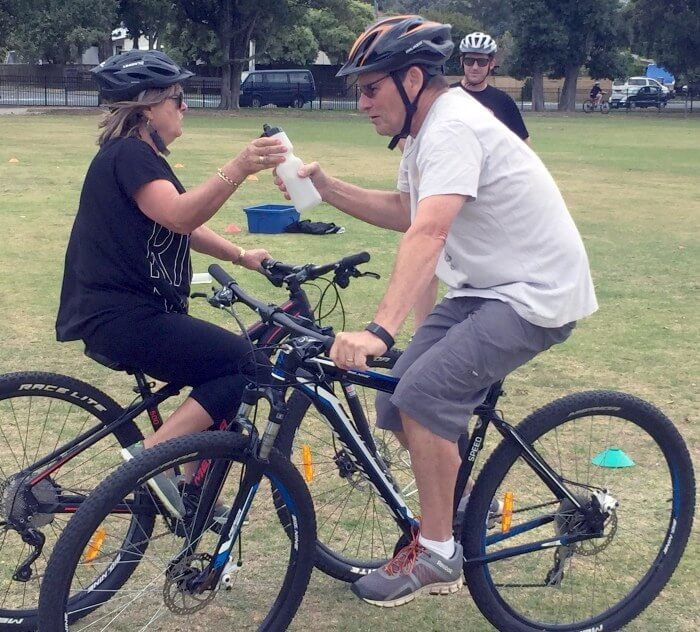 Whangaparaoa School – Teacher cycle skills instructor training