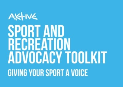 Sport And Recreation Advocacy Toolkit