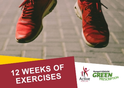 Active for Life 12 Week Exercise Videos