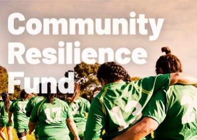 "Sport NZ have announced the ""Community Resilience Fund"""