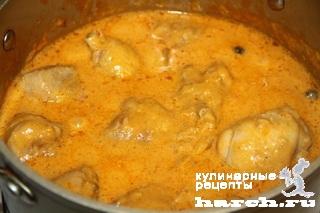 kurica v kabachkovoy ikre 5 Курица в кабачковой икре