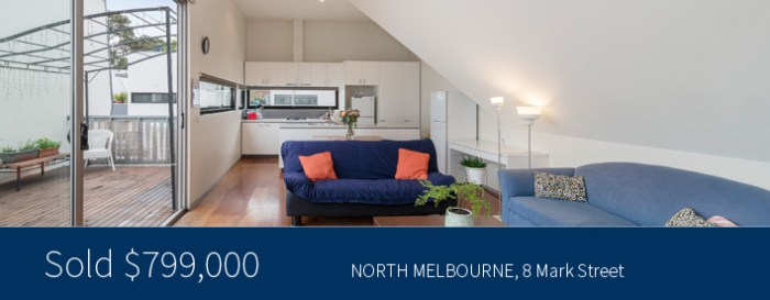 8 Mark Sreet, North Melbourne - Harcourts Melbourne City
