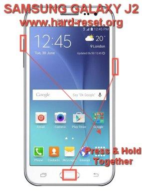 Cara Hapus Akun FRP Bypass Samsung Galaxy J2 Core - Hard