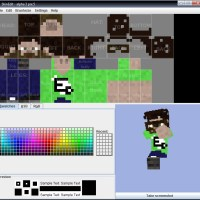 Minecraft: Creating a custom skin for your character