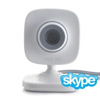 Connecting you Xbox Live Vision camera to your PC for Skype