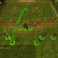 Blood Bowl: Chaos Edition MODS - New Overlay and Easy Centre Kicking