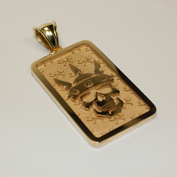 BAX WAR Dog Tag