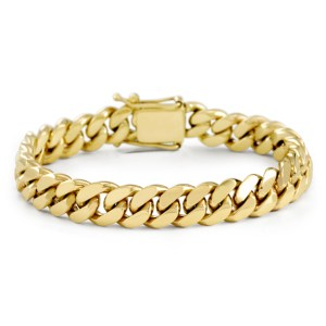 10mm Cuban Link Bracelet
