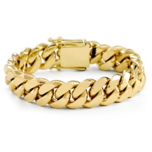 16mm Cuban Link Bracelet