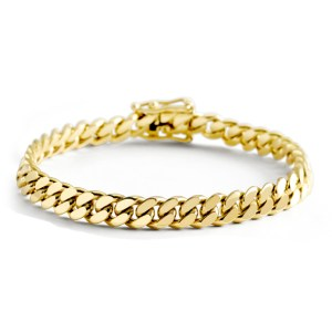 8mm Cuban Link Bracelet