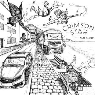 Crimson Star Cover Artwork