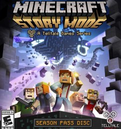 review minecraft story mode episode 4 a block and a hard place [ 1018 x 1129 Pixel ]