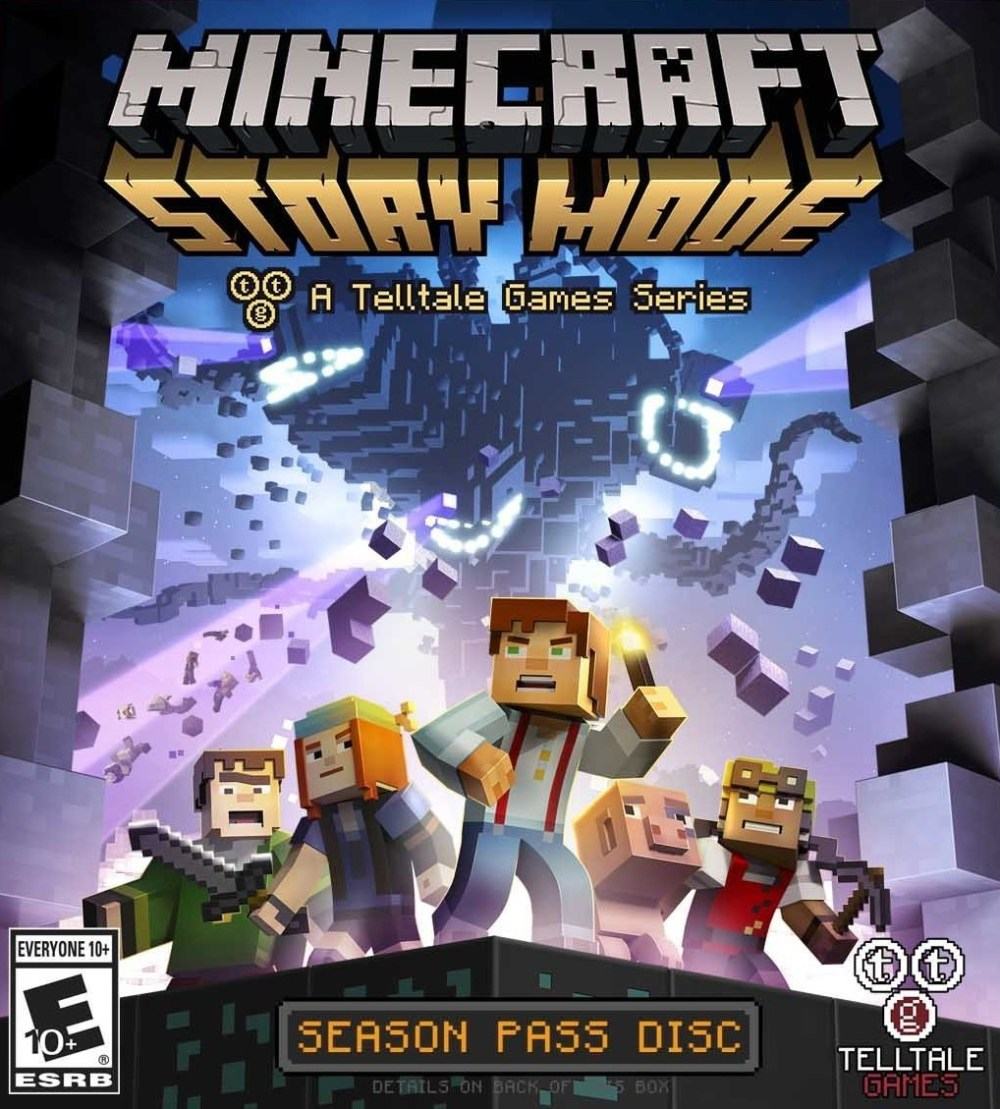 medium resolution of review minecraft story mode episode 4 a block and a hard place