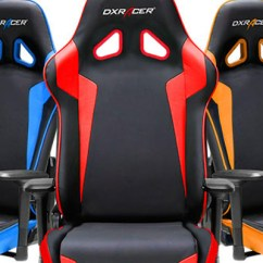 Dxracer Chair Cover Plastic Shower Review Sentinel Series Hardcore Gamer