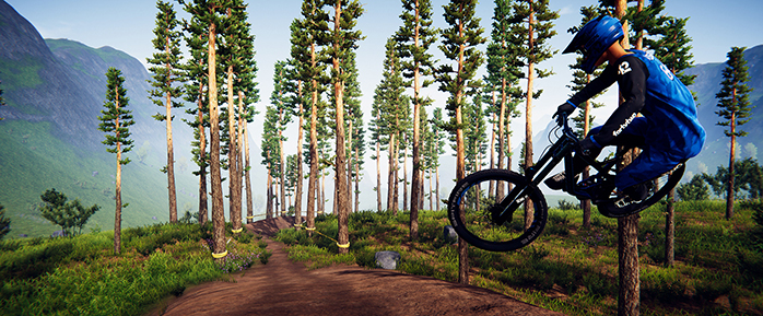 DescendersFeature Descenders The Replay Mode Bisiklet Sürme Oyunu İndir