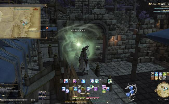 Final Fantasy Xiv Shadowbringers Guide Aether Currents