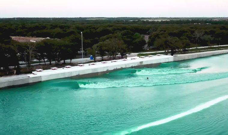 Waco fecha piscina de ondas at maro aps morte por