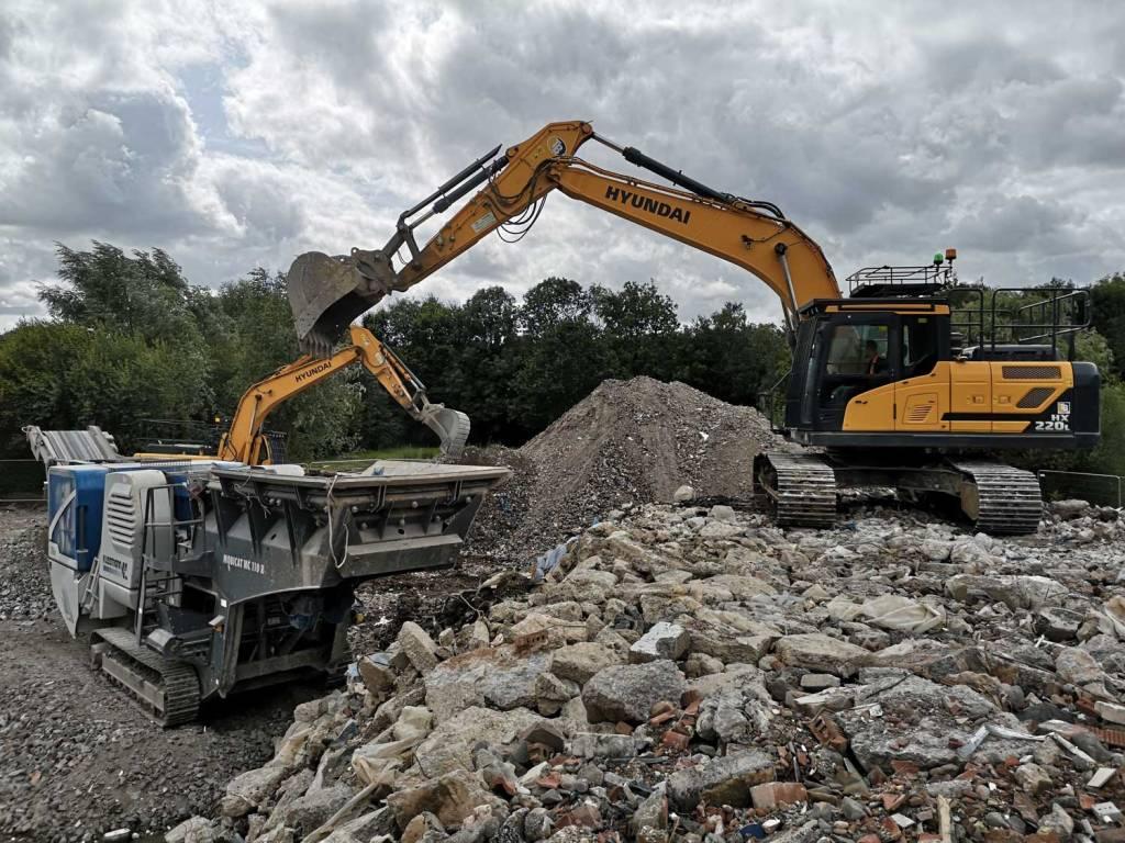 demolition contractors preston