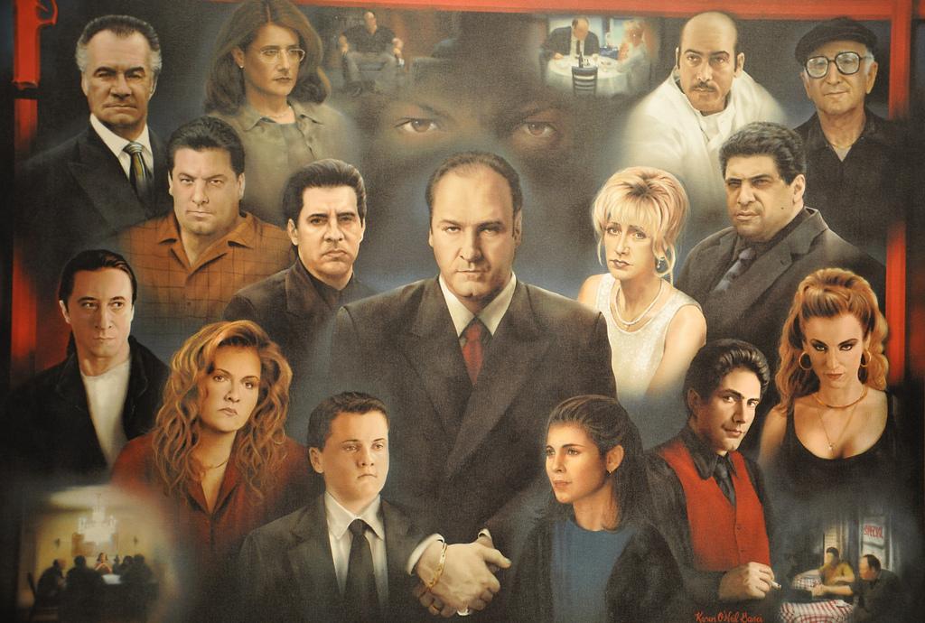 27 Same Actors in The Sopranos and Goodfellas